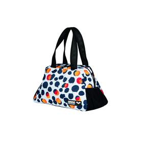 arena Fast Allover Shoulder Bag polka dots